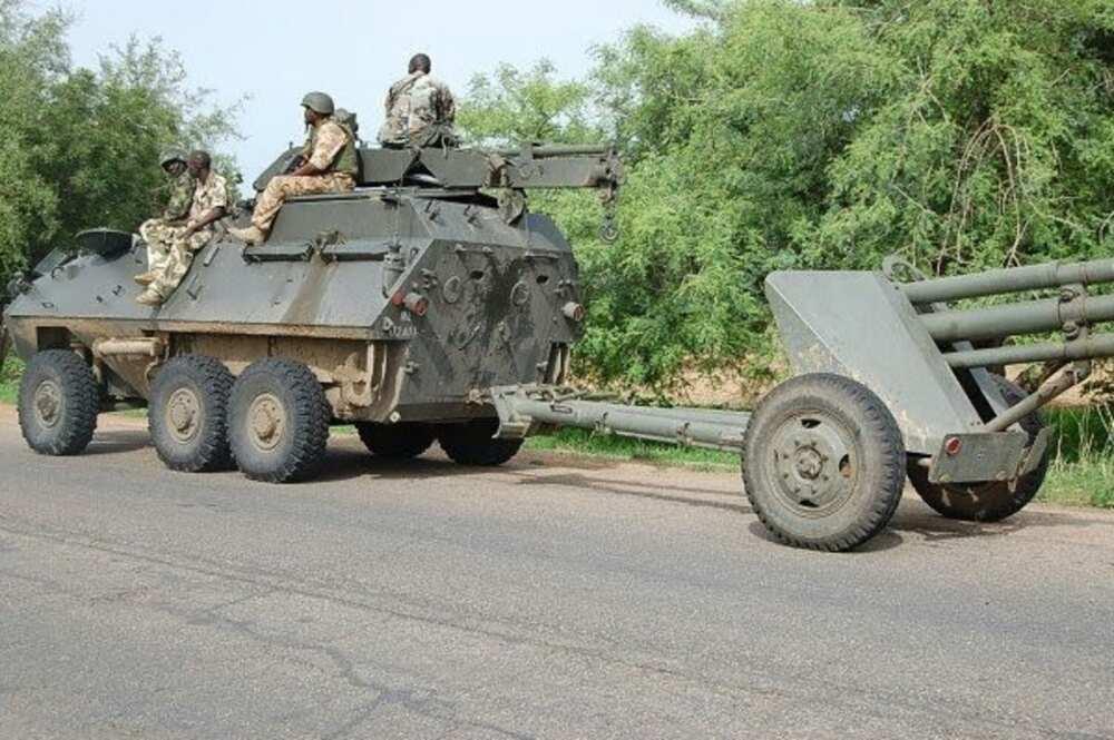 'Yan ta'addan ISWAP sun tarwatsa sansanin soji a jihar Borno