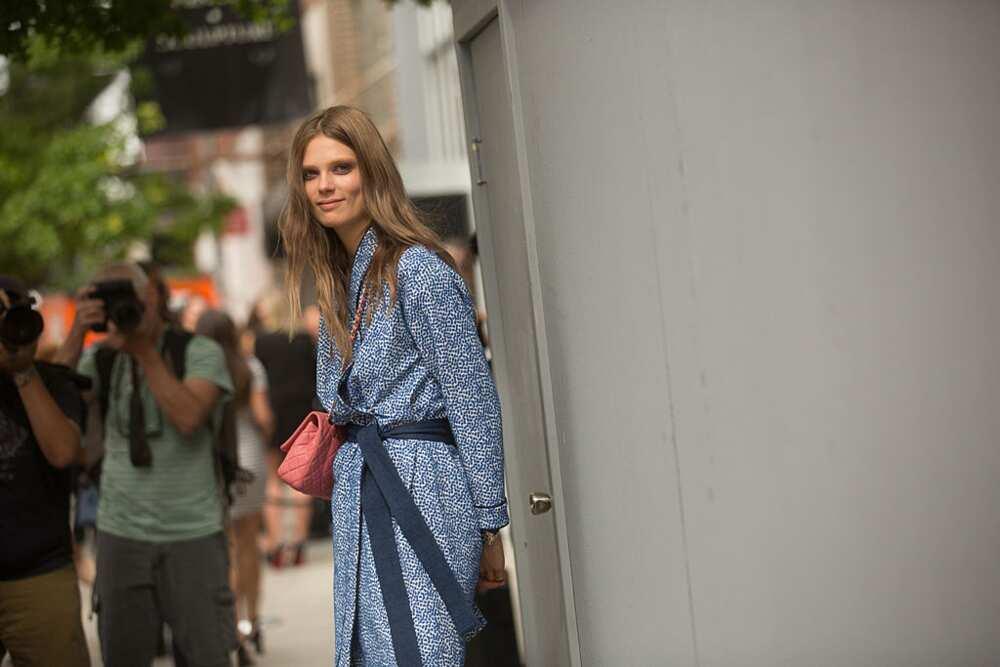 Caroline Nielsen: mannequin, styliste, ex de Bruel et Arthur