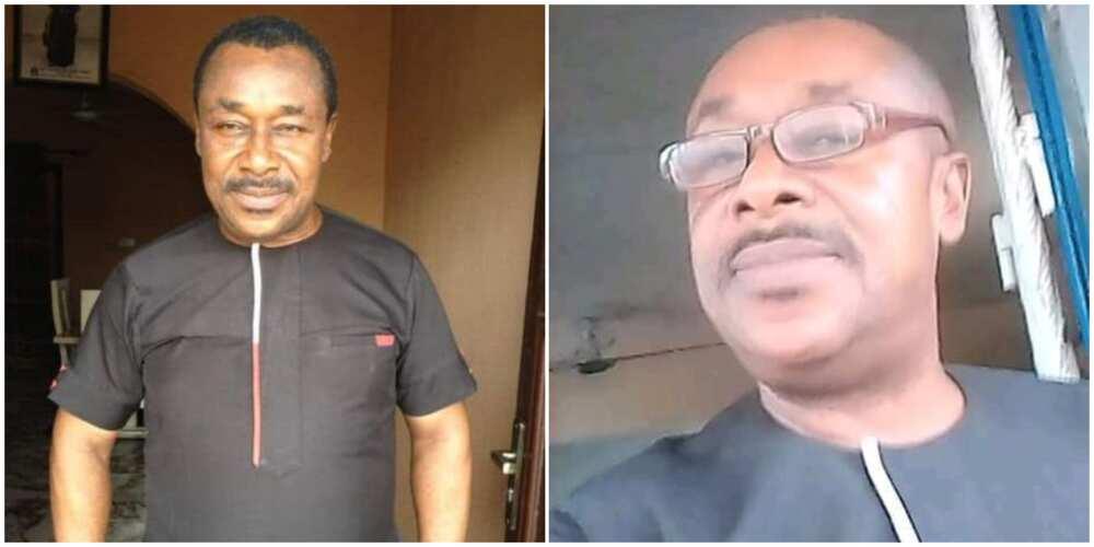 Nollywood mourns as veteran actor Rich Oganiru passes away.