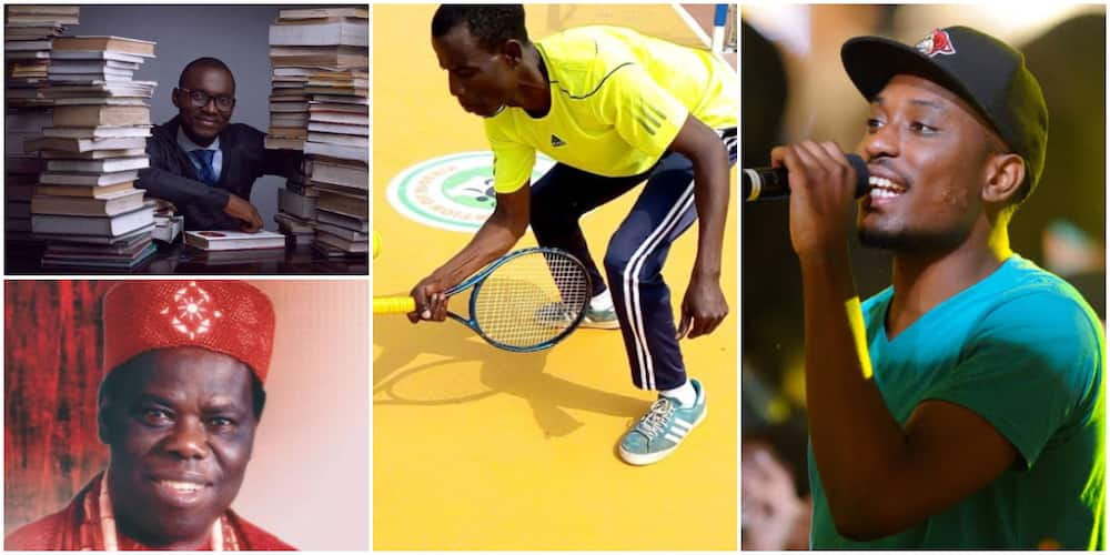 Nigerian genuises who hold amazing Guinness World Records at the moment