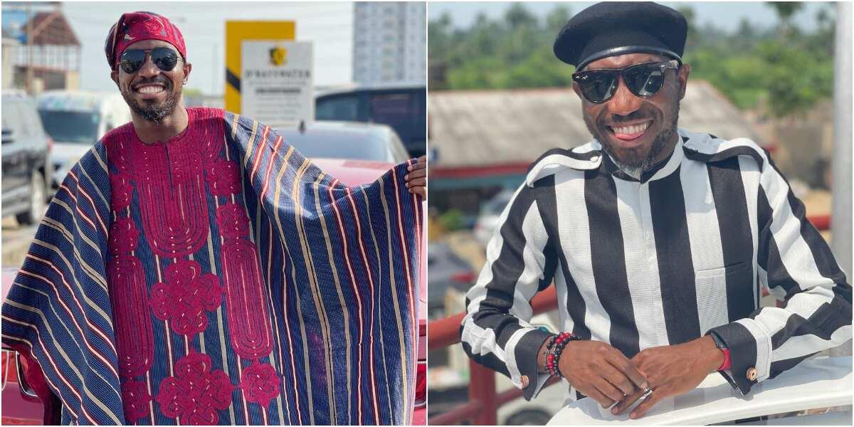 Timi Dakolo celebrates 40th birthday with great excitement (photos)
