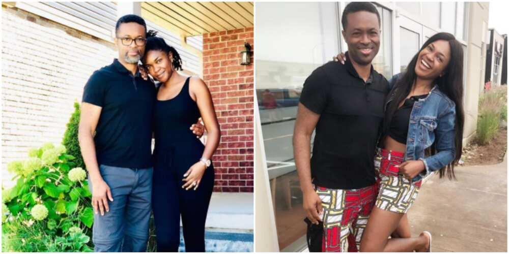 Actress Omoni Oboli and husband celebrate 20th wedding anniversary