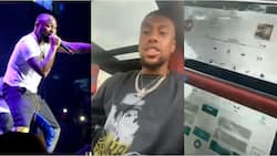 Incredible Super Eagles star spotted grooving to Davido's Holy Ground ft Nicki Minaj
