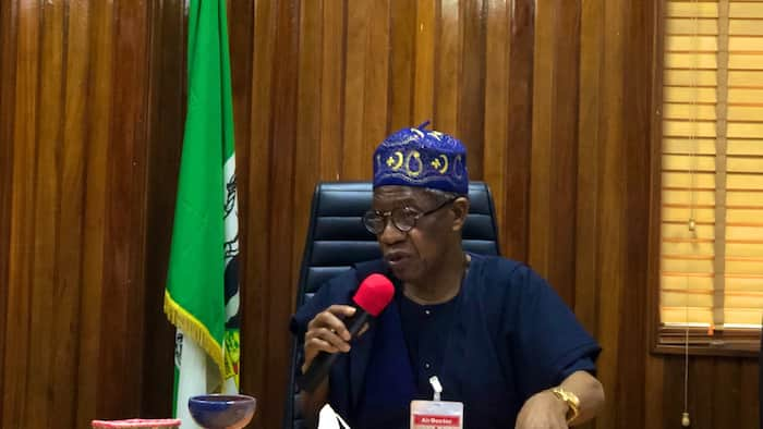 Lai Mohammed slams critics of Buhari over borrowing, says FG has a lot to show for loans