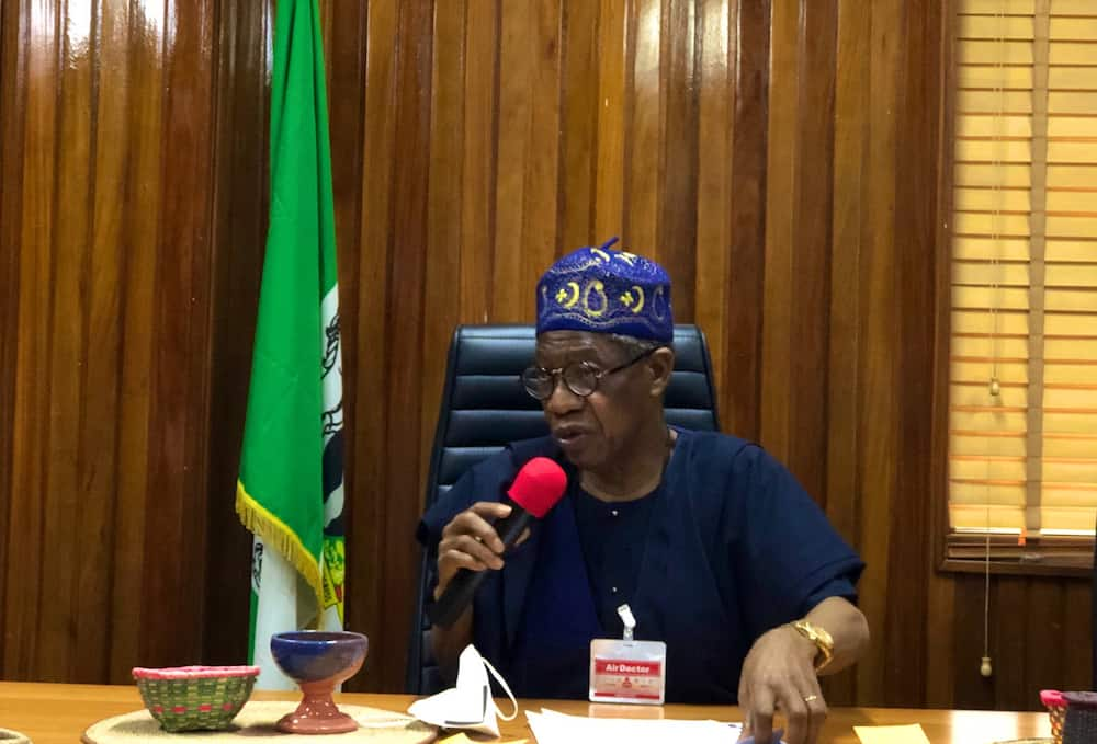 Buhari's poverty alleviation programme best in Nigeria history - Lai Mohammed