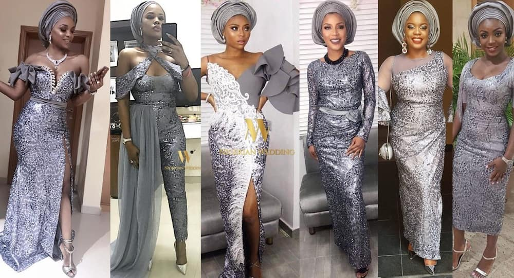 61711c164d Latest Lace Styles for Ladies to Rock in 2019 ▷ Legit.ng