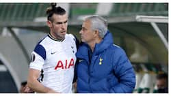This is what Mourinho told on loan Real Madrid star Bale during training session