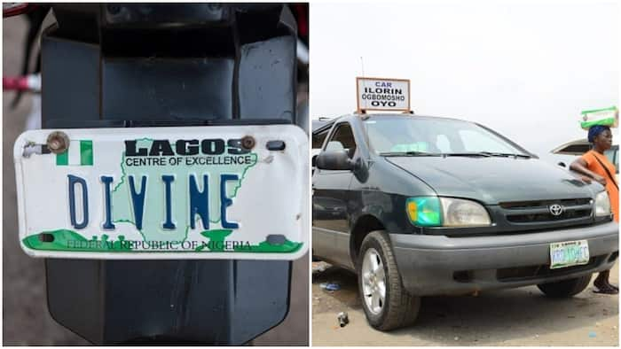 Full list of new fees to be paid as FG hikes vehicle number plate, driving licence rates