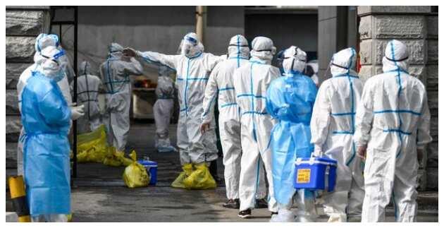 Another wave of coronavirus attacks China as govt imposes fresh lockdown
