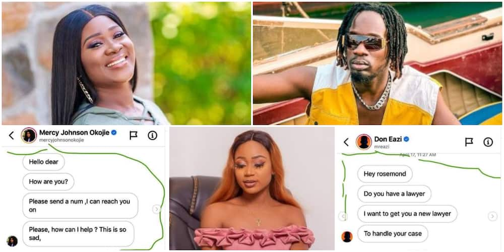 Mr Eazi, Mercy Johnson, Tried to Help Me When I Was Jailed, Ghanaian Actress Poloo Shares DM, Appreciates Them
