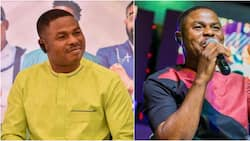 Yinka Ayefele finally confirms arrival of his triplet babies, reveals they were born in the US