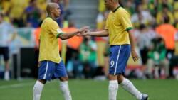 Na kwanta da Ronaldo fiye da yadda na kwanta da Matar aure na – 'Dan kwallon Brazil