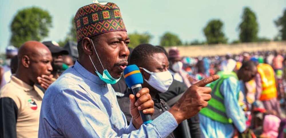 Ba dukkan tubabbun 'yan Boko Haram bane 'yan ta'adda, Gwamna Zulum