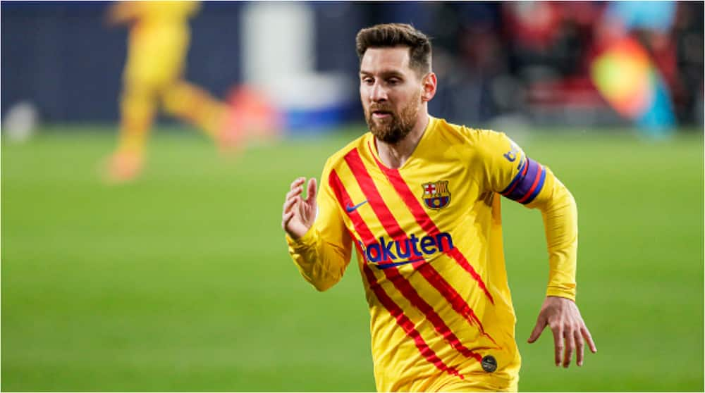 Barcelona Offer Lionel Messi New Ridiculous Contract and Potential David Beckham Link Up