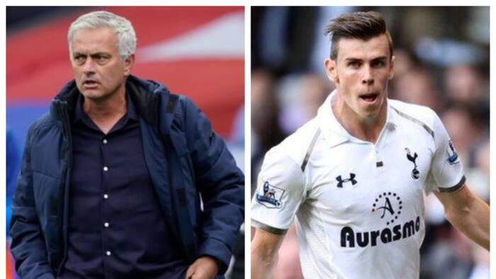 Saura kiris: Bale zai koma kungiyar da ya baro bayan shekaru 7 a Real Madrid