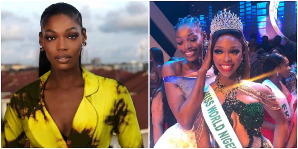 Nyekachi calls out MBGN organisers