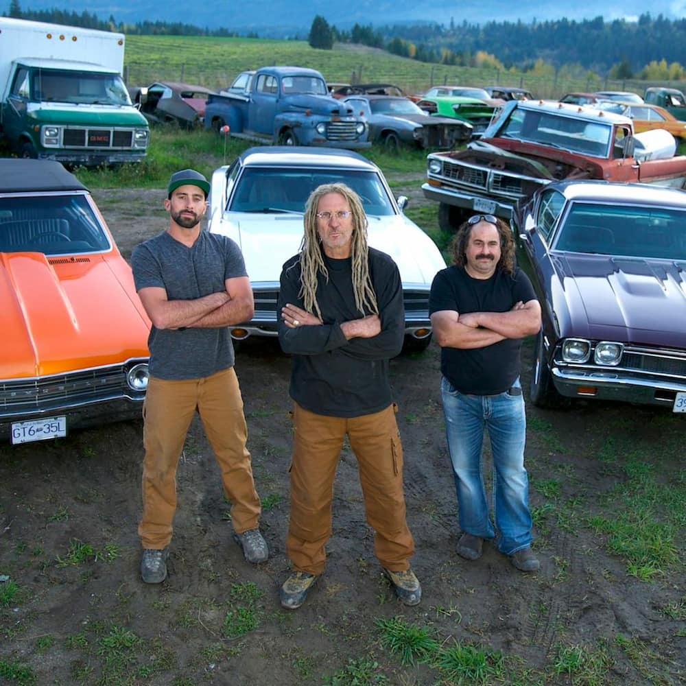 Rust Bros
