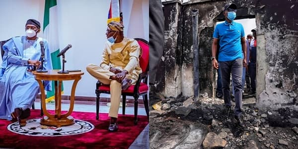 Destruction: Sanwo-Olu says Lagos will needs N1trn to fix destroyed assets