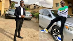 Small Doctor escapes being killed after he was accused of stealing manhood of man whom he gave money (video)