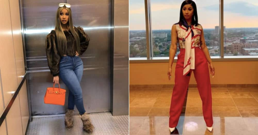 Rapper Cardi B addresses claims that her new music is for TikTok