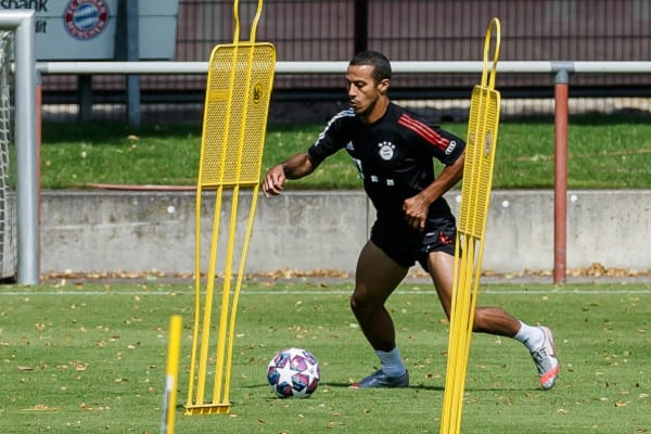 Thiago Alcantara agrees personal terms to join Liverpool from Bayern Munich this summer
