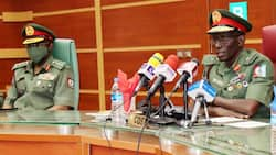 Were some Chibok girls recently rescued? - Chief of Defense Staff reacts