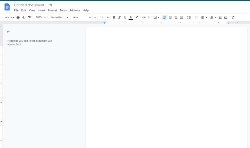 how to edit margins in Google Docs