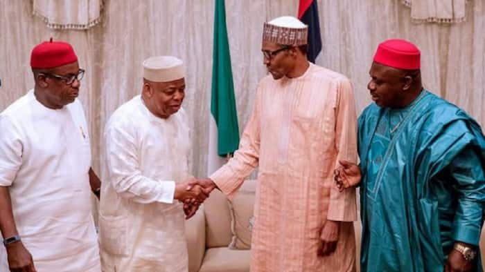 An yi wa Buhari Magaji da tsohon Shugaban Majalisan da ya takawa Obasanjo burki
