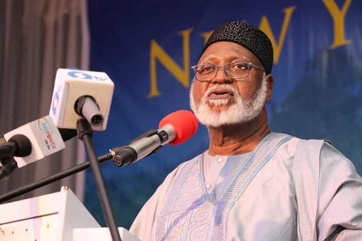 Former Nigerian head of state reacts to news accusing him of supporting bandits