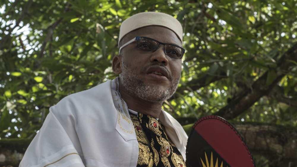 Majalisar Igbo ta duniya: Sace Nnamdi Kanu aka yi, an tozarci shi fiye da 'yan Boko Haram