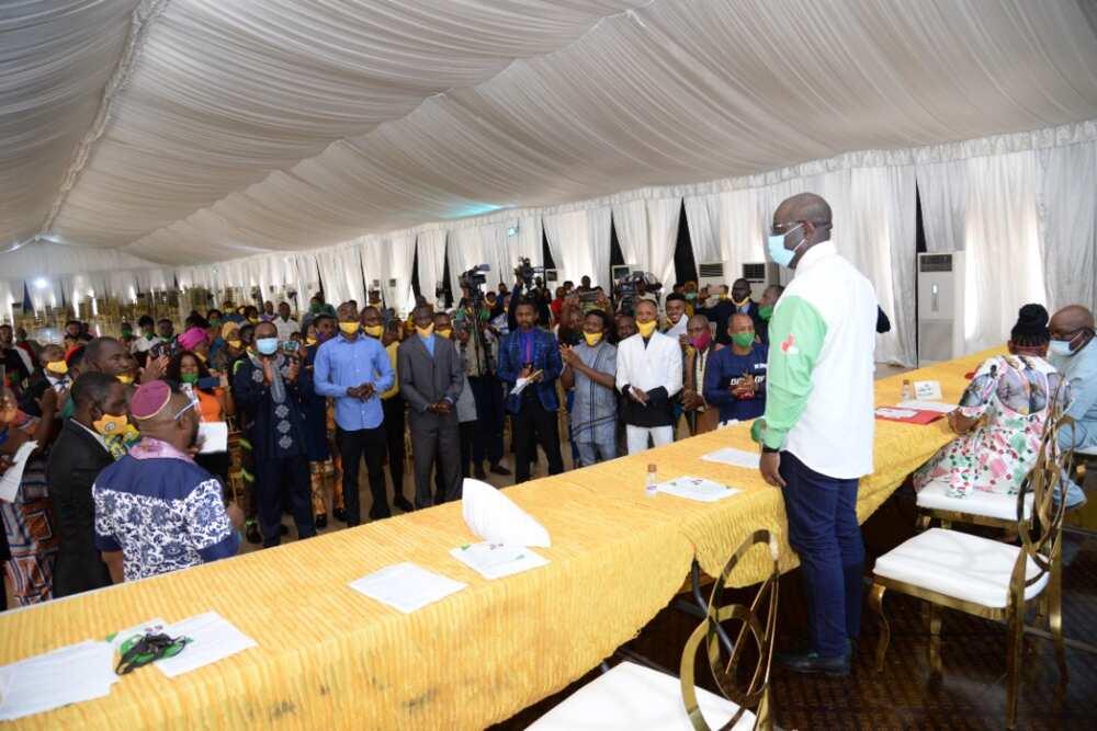 Edo election: Over 300 Christian leaders endorse Obaseki for 2nd term