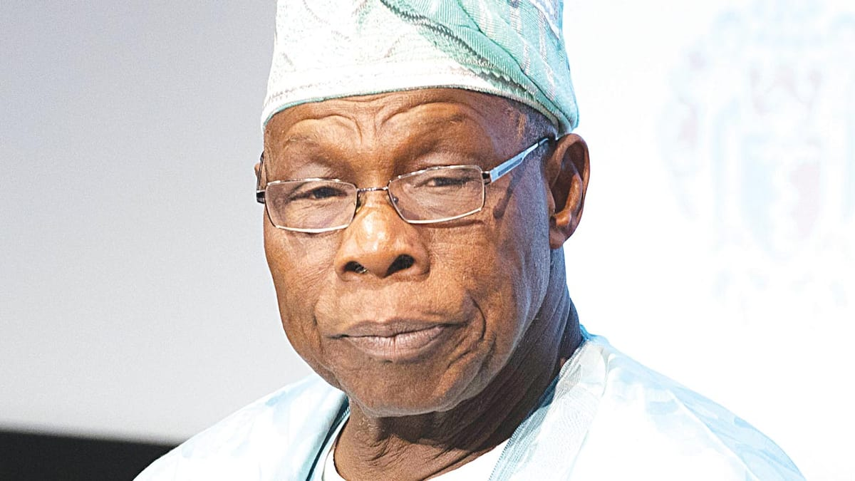 Former President Olusegun Obasanjo. Photo: Guardian Nigeria