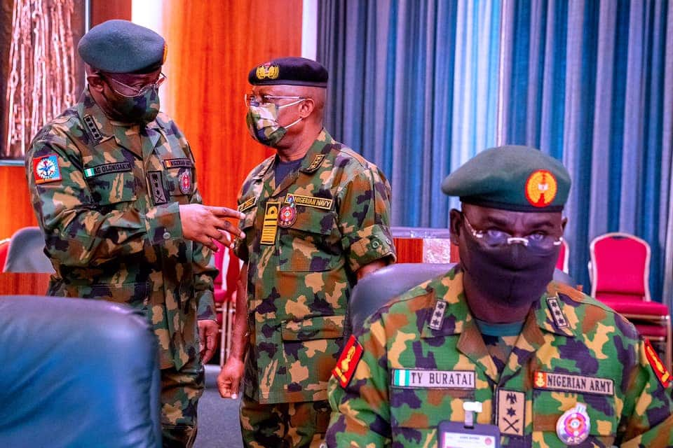 NSA says funds meant for arms purchase missing under Buratai, other ex-service chiefs