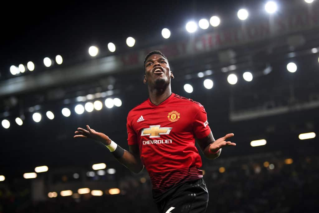 Man United want to make Pogba captain as Valencia nears exit in the summer