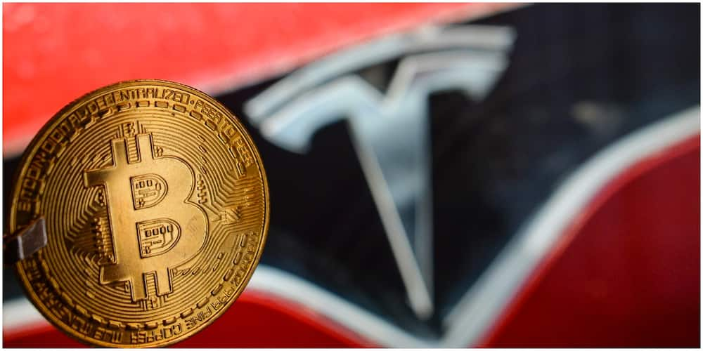 Bitcoin Made More Money for Tesla than Car Sales in Three Months