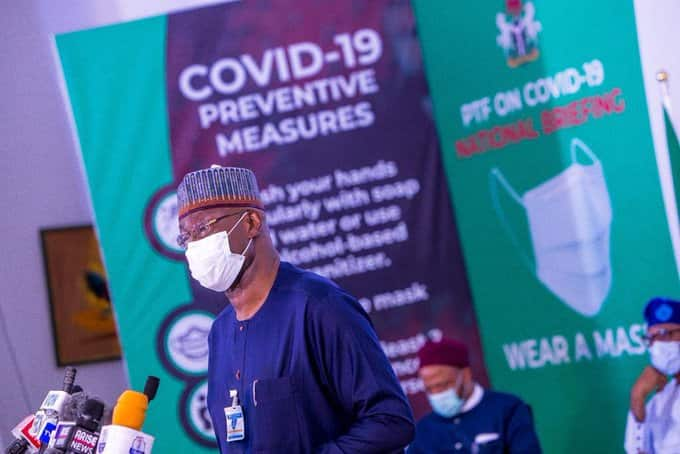 FG says palliatives were given to state governments to distribute to Nigerians