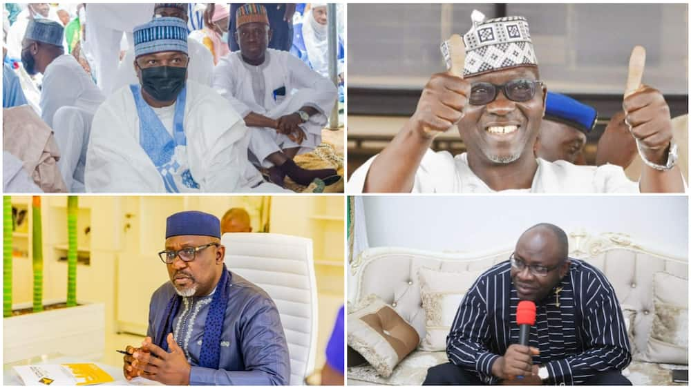 Corruption Allegations: 4 Former Governors Recently Grilled by EFCC
