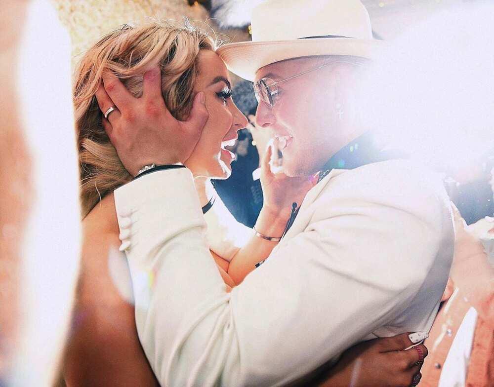 Tana and Jake wedding