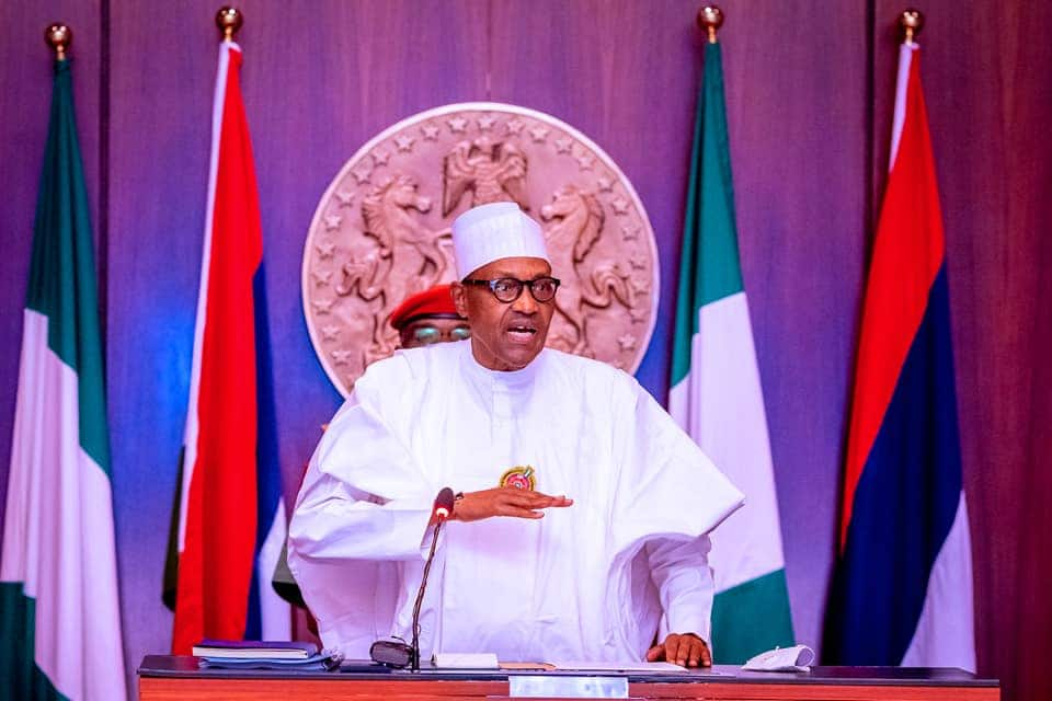 President Buhari makes new appointment in ministry of labour and employment
