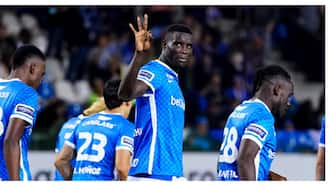 Super Eagles striker scores unbelievable hat-trick as he takes tally 10 goals in new season