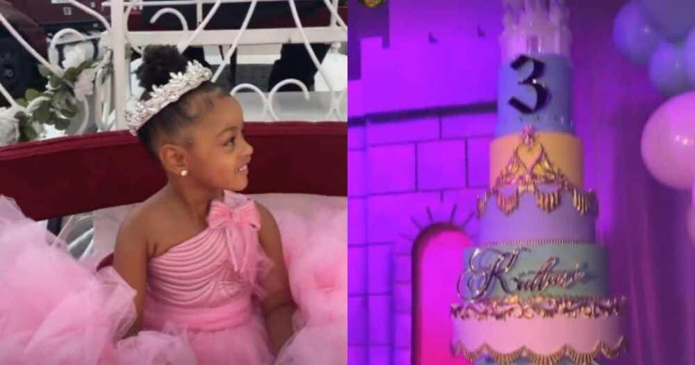 Cardi B and Offset threw Kulture a princess-like birthday on July 11.