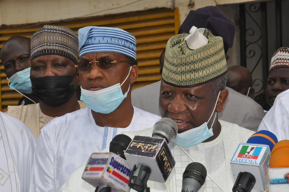 APC crisis: Former northern governor emerges as new party leader
