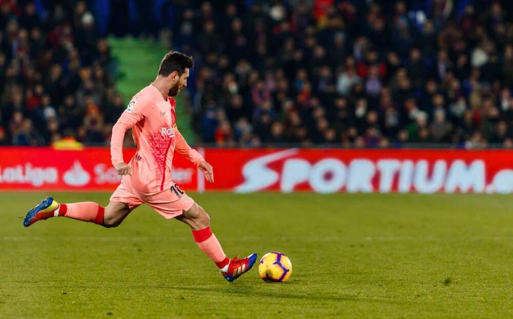 Messi bai yi atisaye ba yayin da Barcelona ke shirin haduwa da Bayern Munchen