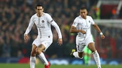 Another conflict at PSG as Mbappe and Di Maria 'clash' over penalty