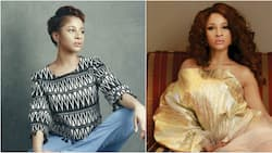 Adesua Etomi talks about social media oppression, says people validate others based on the number of followers they have