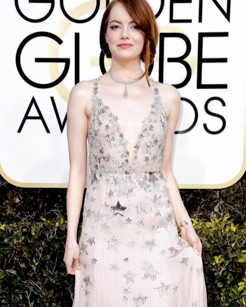 Emma Stone height