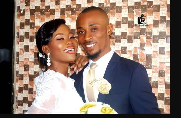 Nigerian man praises wife for remaining untouched as they get married (photos)