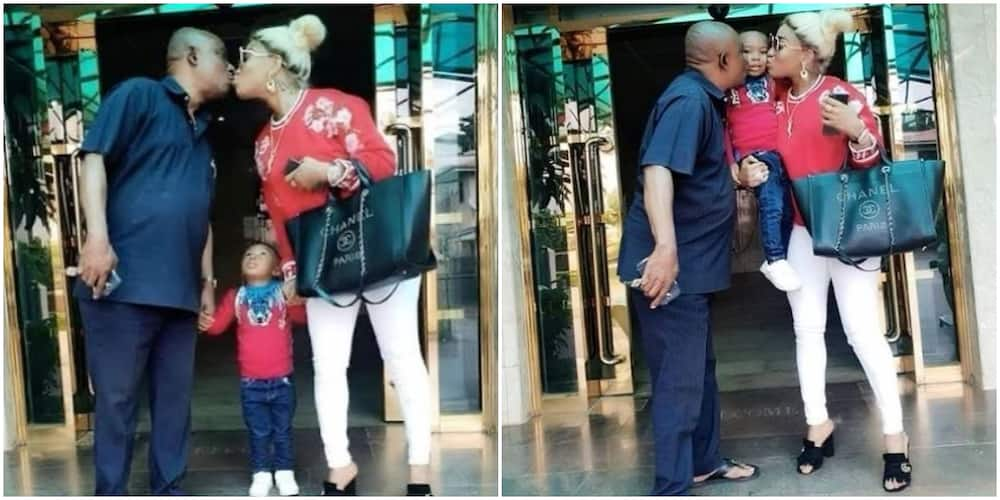 You're the Best Father/Mother I Could Ever Pray for: Tonto Dikeh Celebrates 73-Year-Old Dad on Birthday