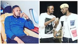 Kizz Daniel's ex-manager speaks on being replaced, says he wasn't sacked