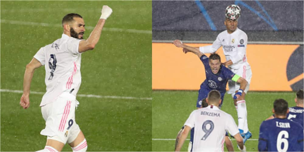 Spanish Media Vote Against Benzema's Goal For Real Madrid Against Chelsea For 1 Reason